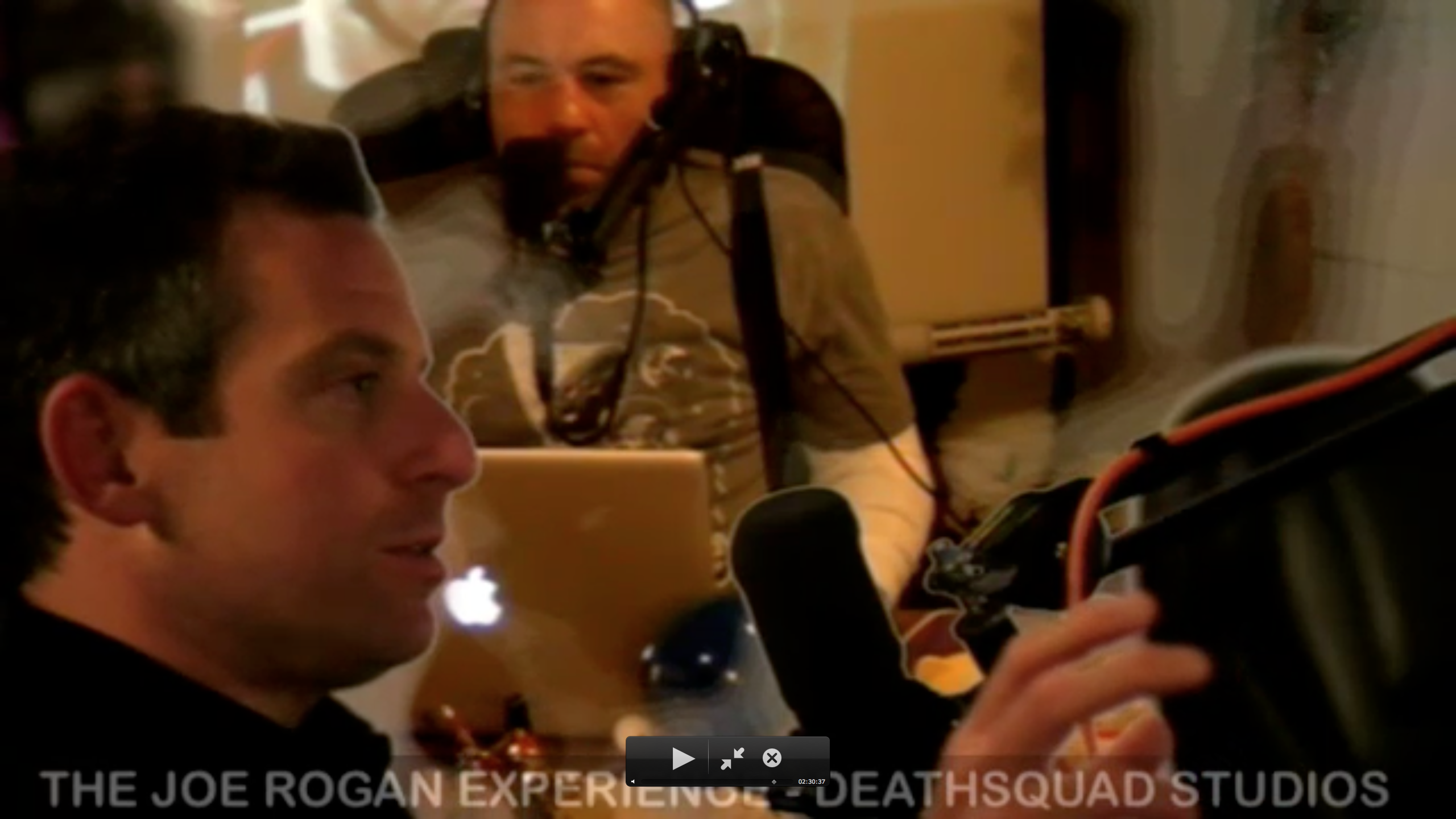 The Joe Rogan Experience #192 - Sam Harris, Brian Redban