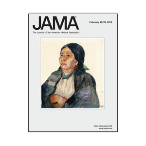 JAMA: 2012-02-22, Vol. 307, No. 8, Editor's Audio Summary