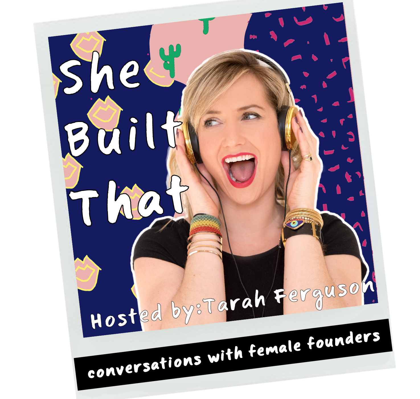 She Built That | Get Inspired! | Weekly interviews with female founders building their empires on their own terms!