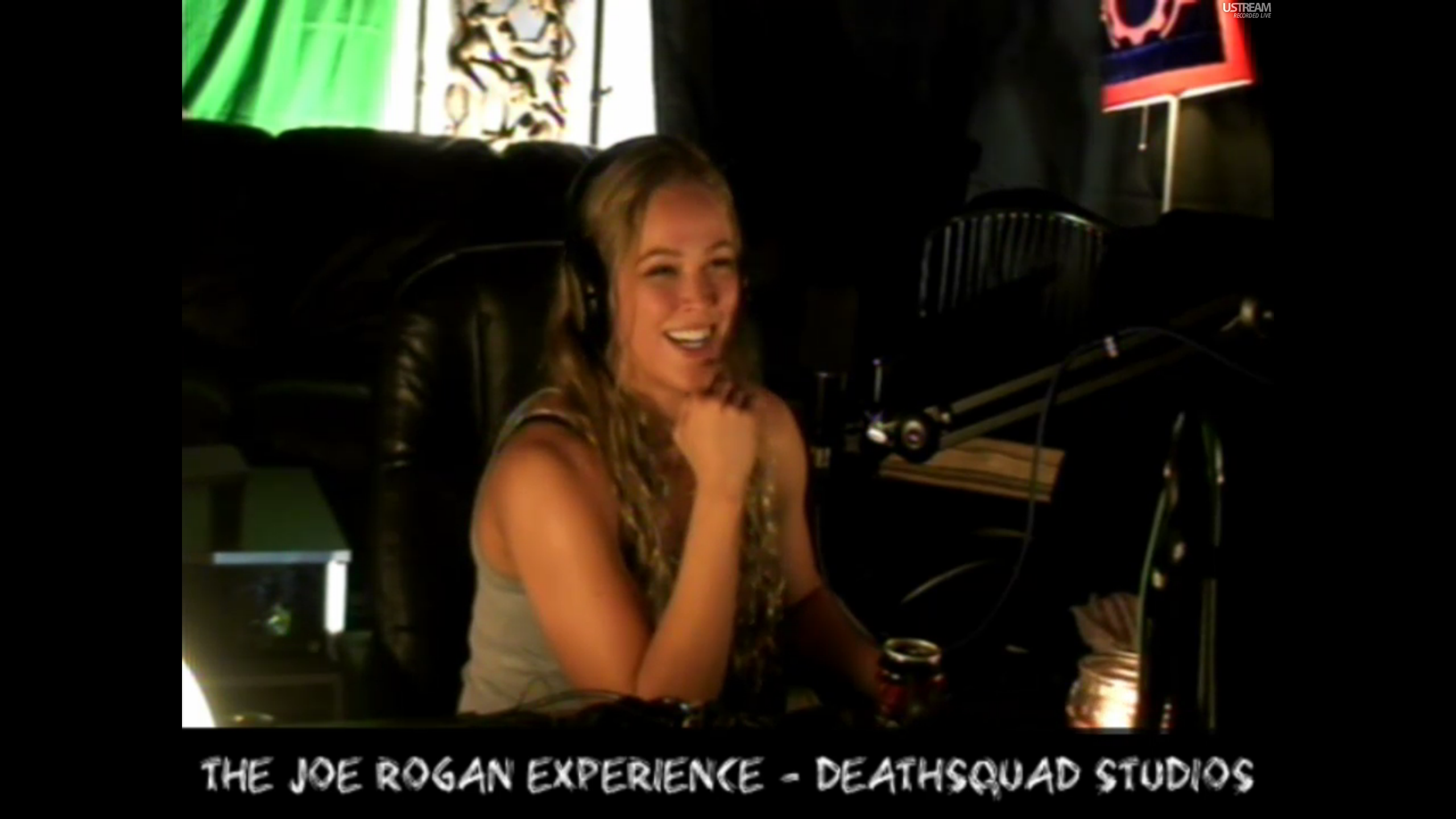 The Joe Rogan Experience PODCAST #168 - Ronda Rousey, Eddie Bravo, Brian Redban