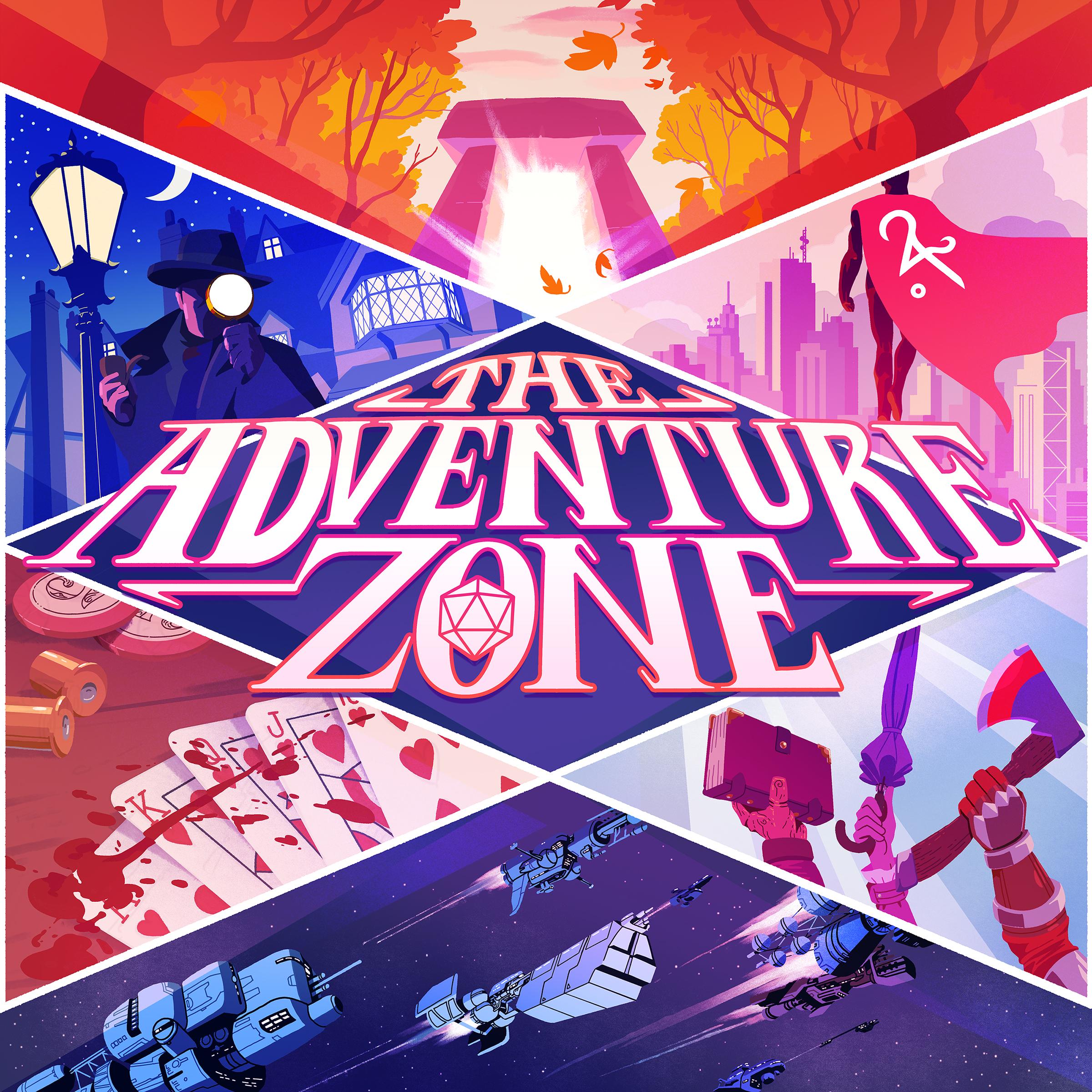 The Adventure Zone Listen Free On Castbox