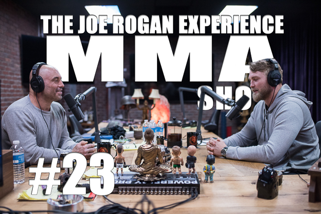 The Joe Rogan Experience JRE MMA Show #23 with Alexander Gustafsson