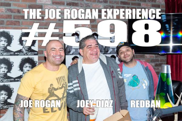 "The Joe Rogan Experience #598 - Joey ""CoCo"" Diaz"