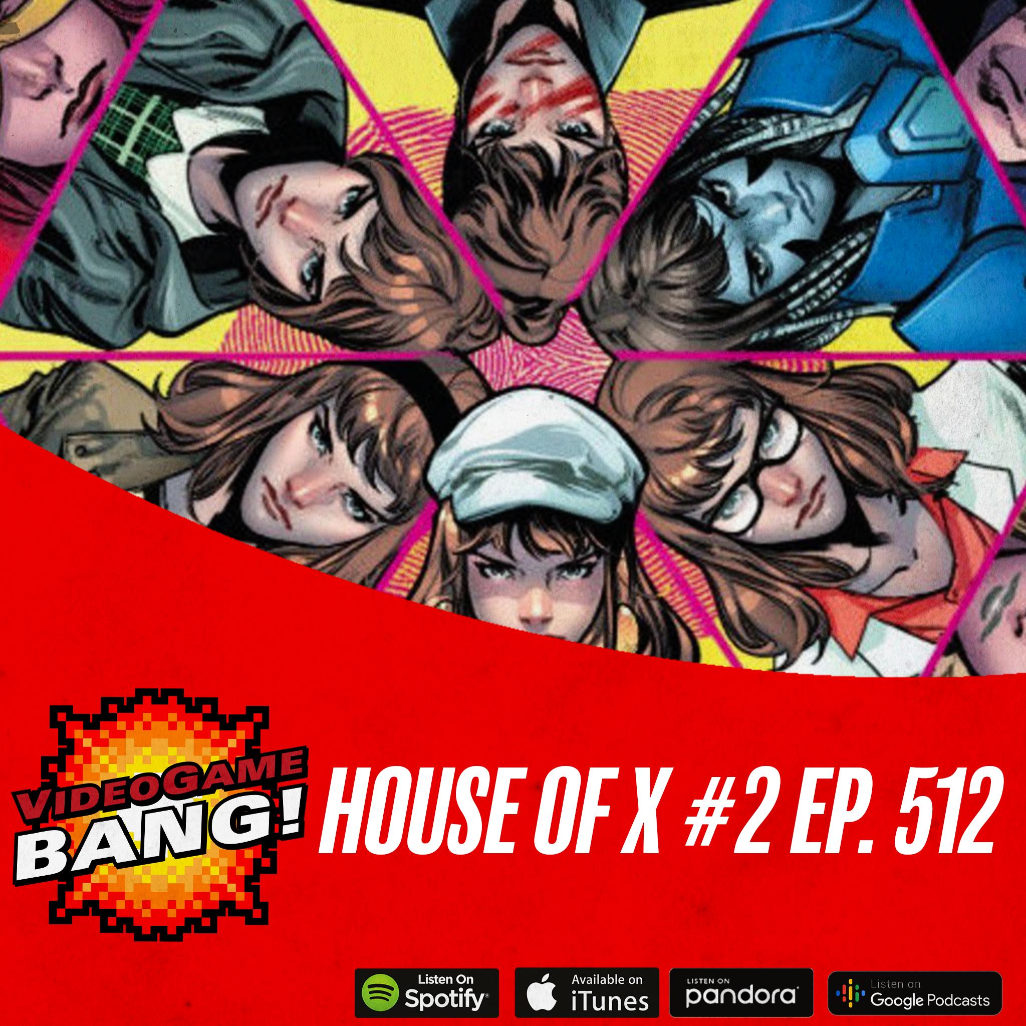 Videogame BANG! Podcast | Podbay