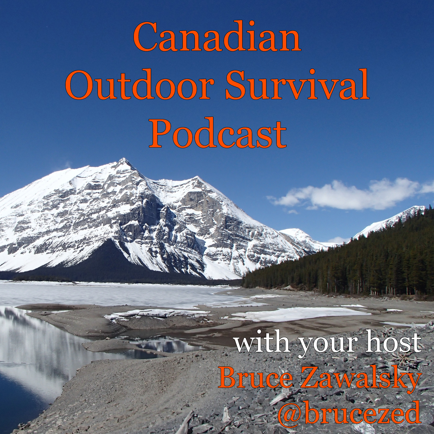 Canadian Outdoor Survival Podcast
