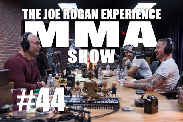 The Joe Rogan Experience JRE MMA Show #44 with John Kavanagh & George Lockhart