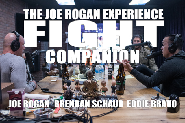 The Joe Rogan Experience Fight Companion - November 10, 2018