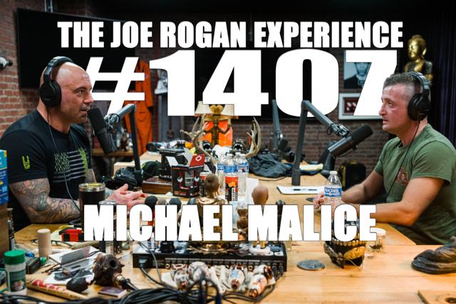 1407 Michael Malice
