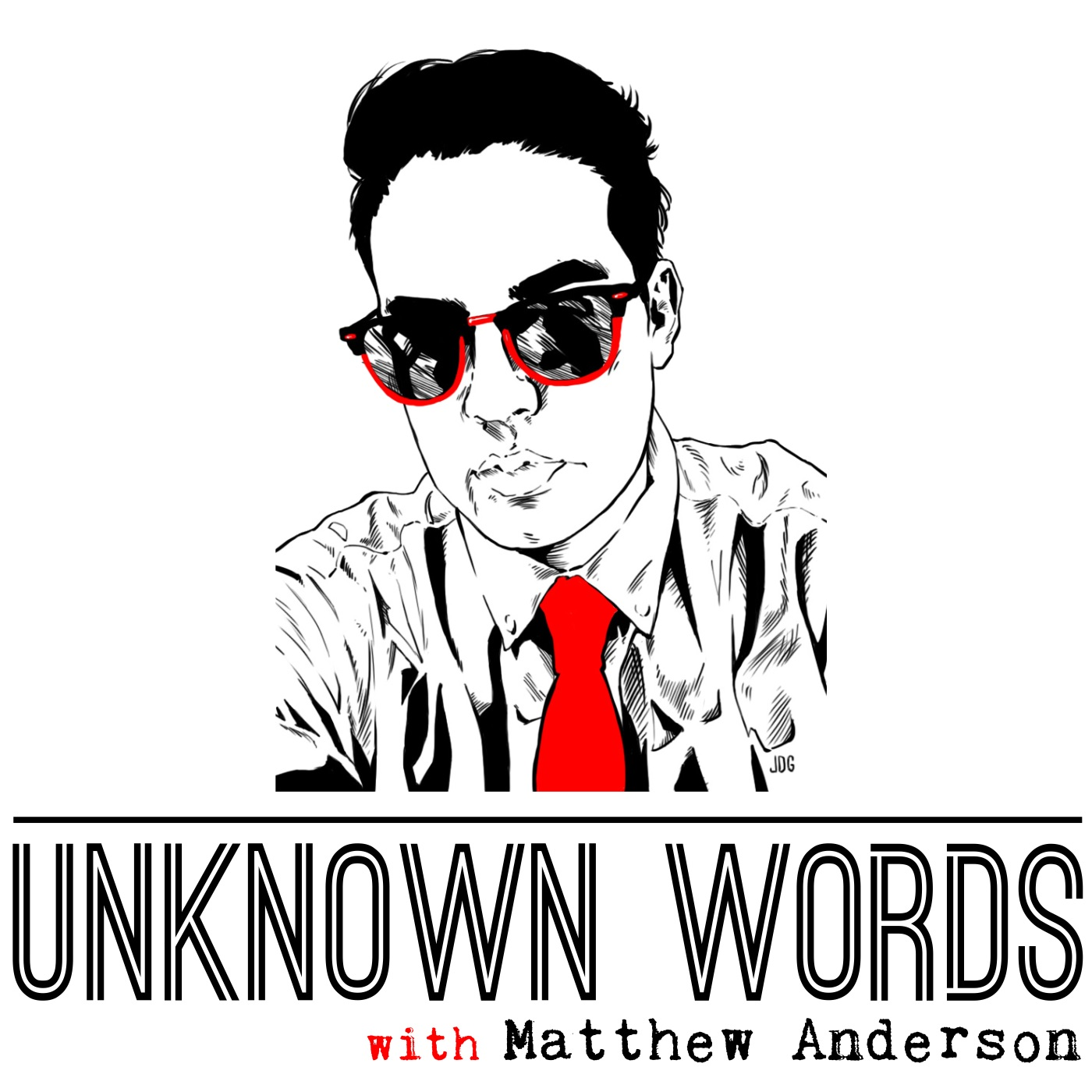 Unknown Words with Matthew Anderson