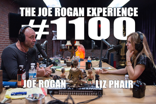 The Joe Rogan Experience #1100 - Liz Phair