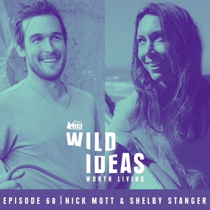 Wild Ideas Worth Living Presented by REI   Podbay