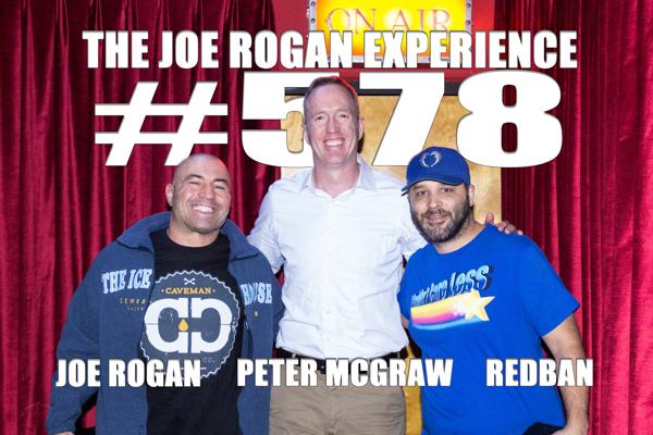 The Joe Rogan Experience #578 - Peter McGraw