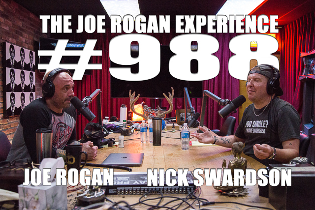 The Joe Rogan Experience #988 - Nick Swardson