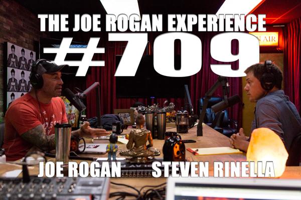 The Joe Rogan Experience #709 - Steven Rinella