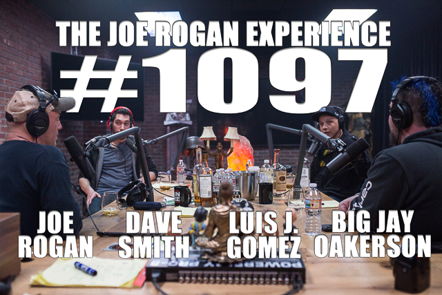 The Joe Rogan Experience #1097 - Legion of Skanks