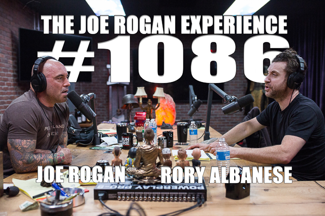 The Joe Rogan Experience #1086 - Rory Albanese