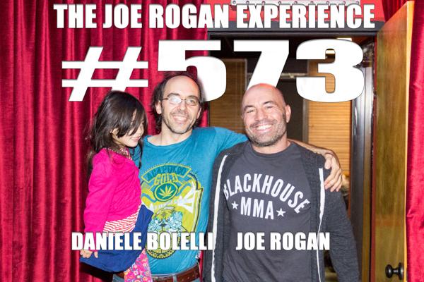 The Joe Rogan Experience #573 - Daniele Bolelli