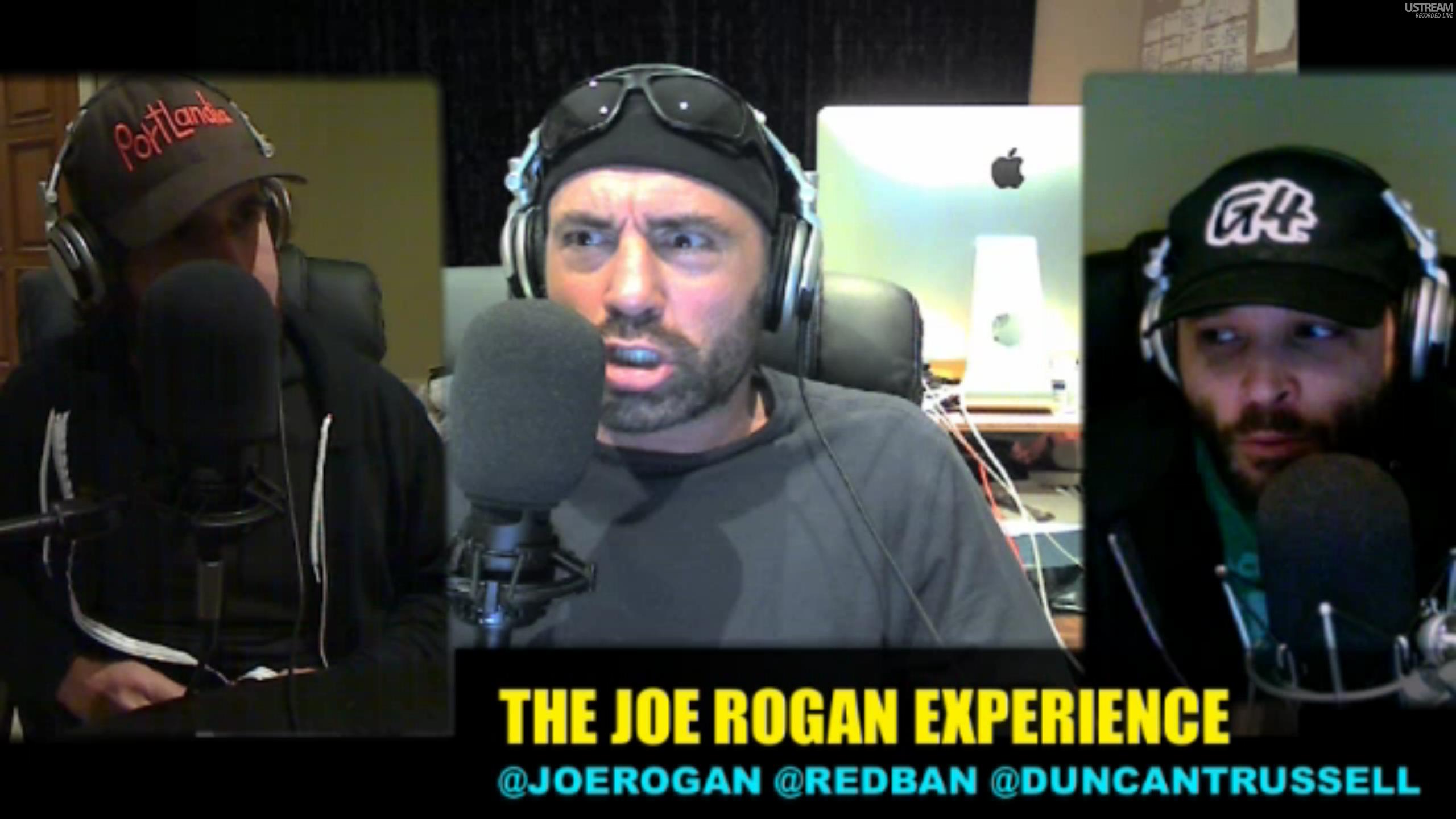 The Joe Rogan Experience PODCAST #166 - Duncan Trussell, Brian Redban