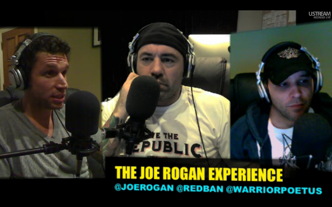 The Joe Rogan Experience PODCAST #167 - Aubrey Marcus, Brian Redban