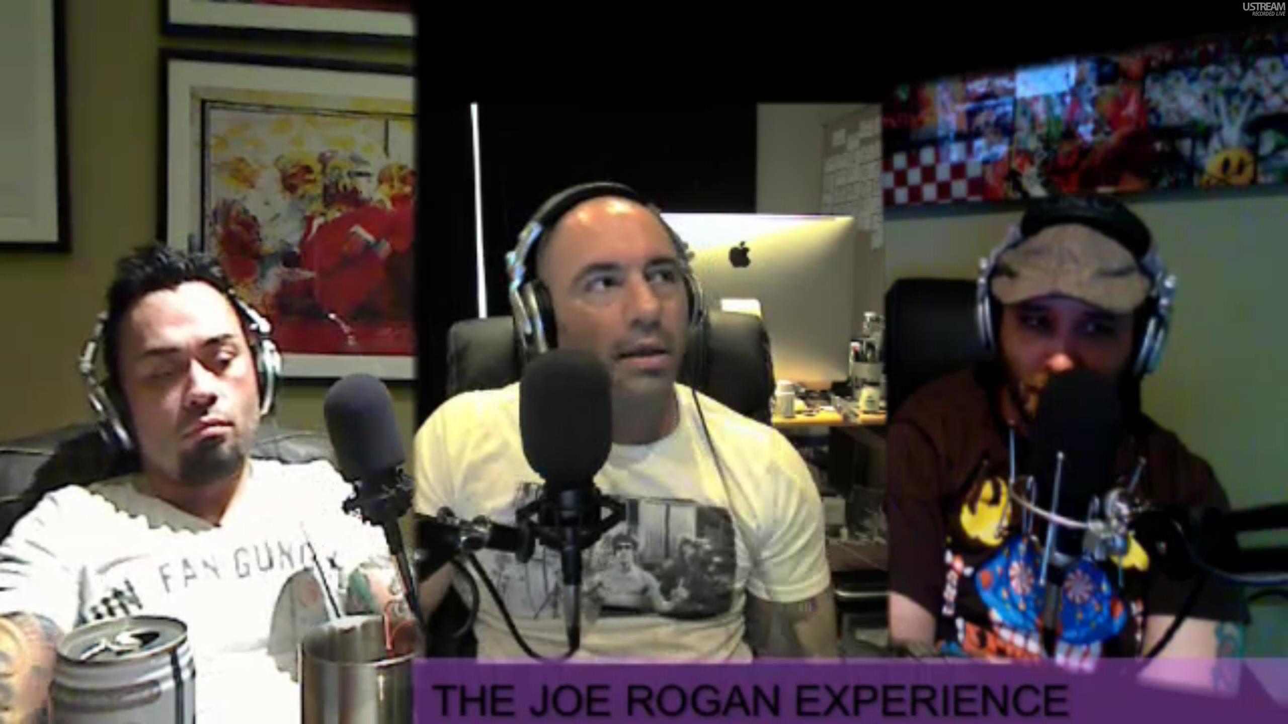 The Joe Rogan Experience JRE #206 - Eddie Bravo, Brian Redban
