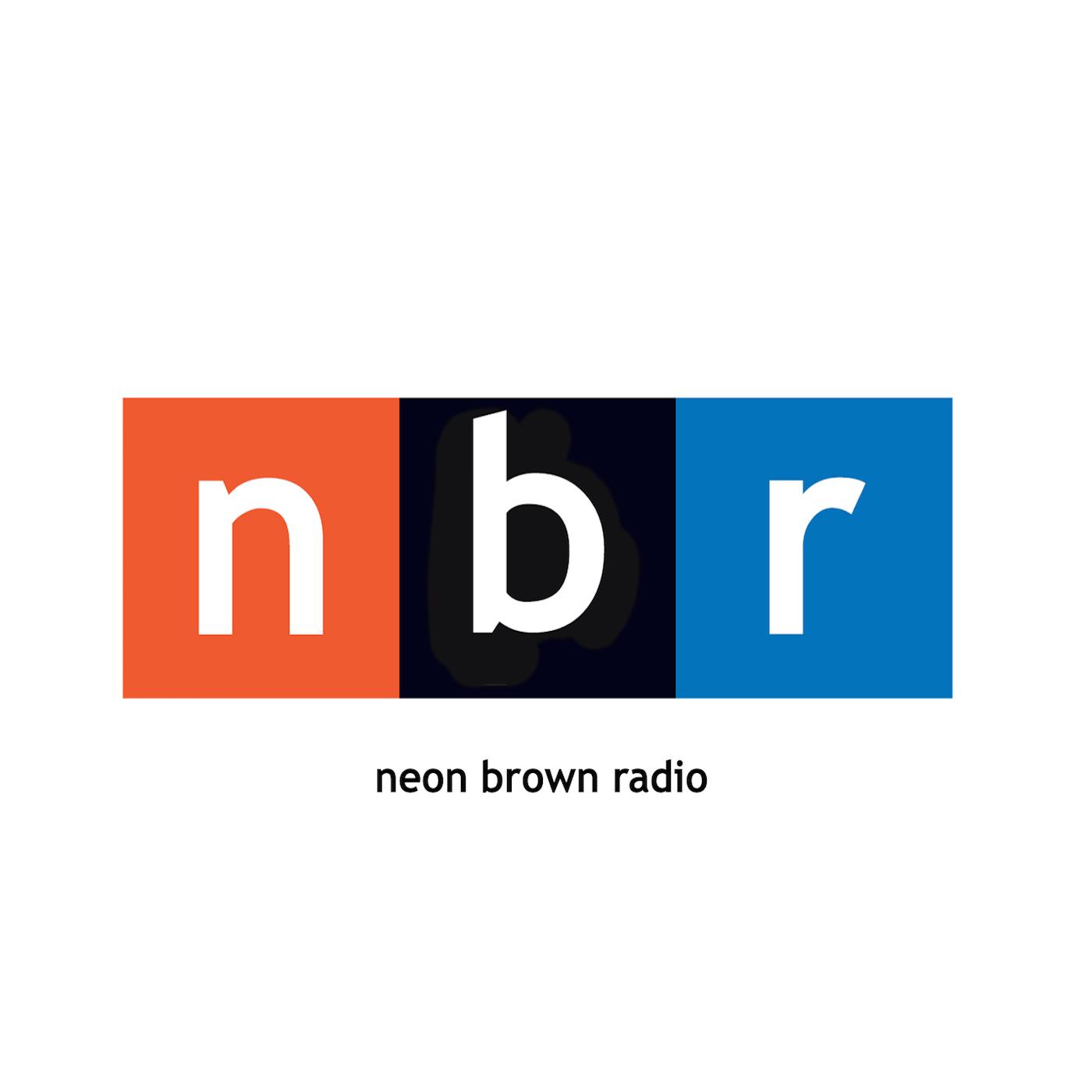 Neon Brown Radio