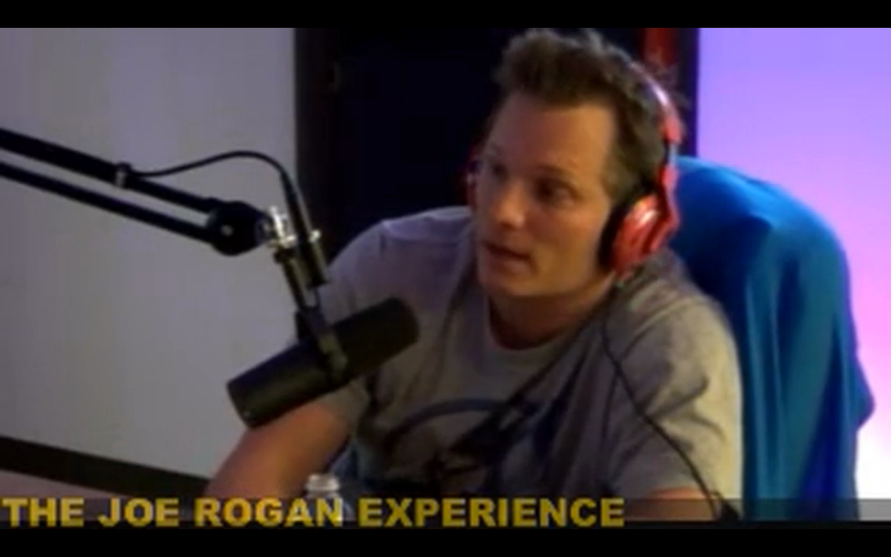The Joe Rogan Experience #309 - Adam Hunter, Brian Redban