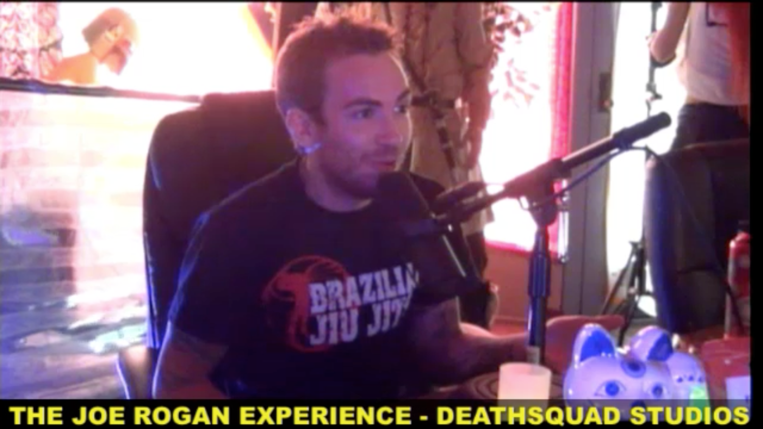 The Joe Rogan Experience #252 - Jamie Kilstein, Brian Redban