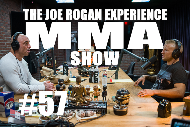 The Joe Rogan Experience JRE MMA Show #57 with TJ Dillashaw