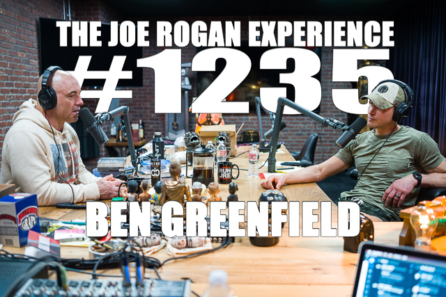 The Joe Rogan Experience #1235 - Ben Greenfield