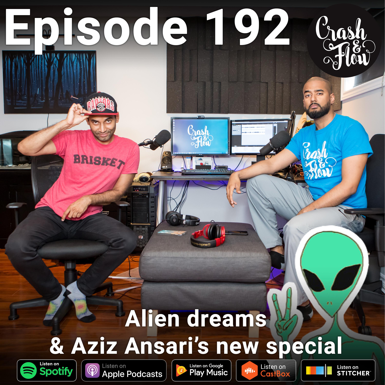 The Crash and Flow Podcast | Yasin Dusoruth and Syed Raza