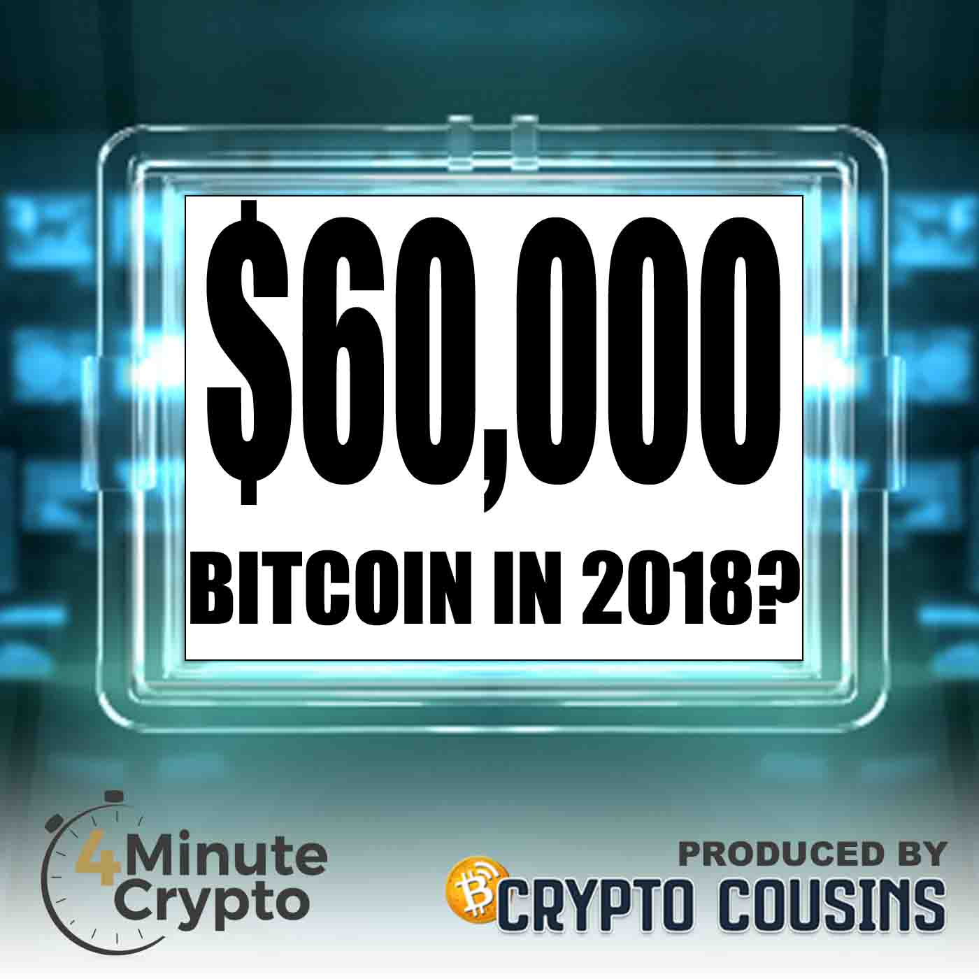 Bitcoin Price To Reach $60,000?| 4 Minute Crypto S1E69