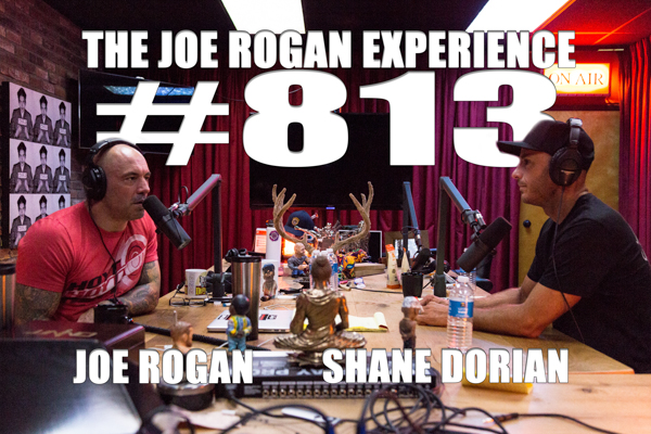 The Joe Rogan Experience #813 - Shane Dorian