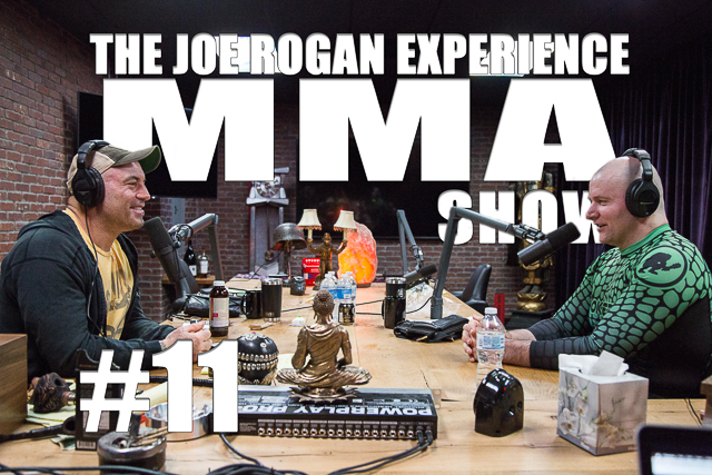 The Joe Rogan Experience JRE MMA Show #11 with John Danaher