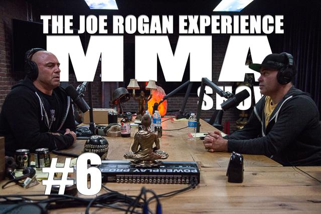 The Joe Rogan Experience JRE MMA Show #6 with Eddie Bravo