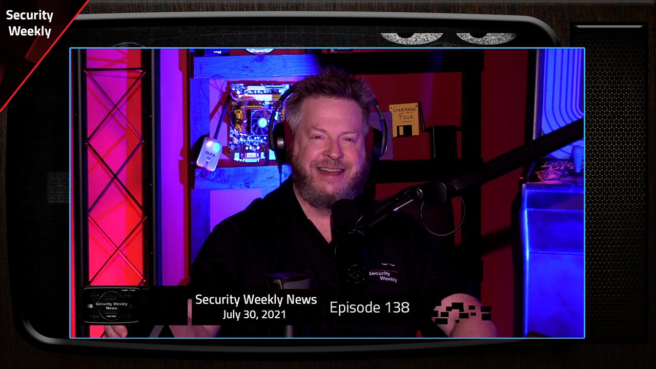PetitPotam Attack, PyPI Malware, NSA Device Guidance, & Meteor Wiper - Wrap Up - SWN #138