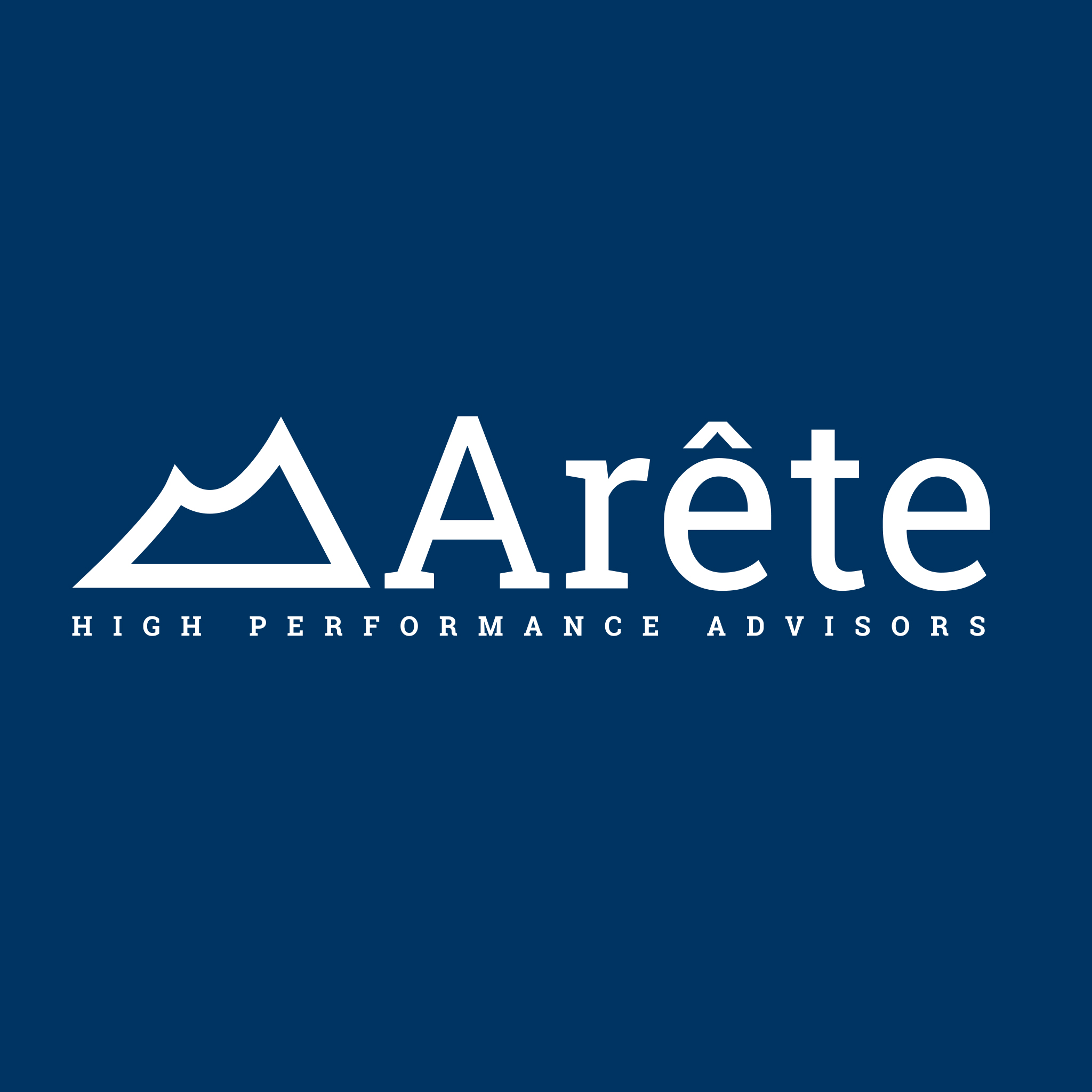 Arête - High Performance Advisors