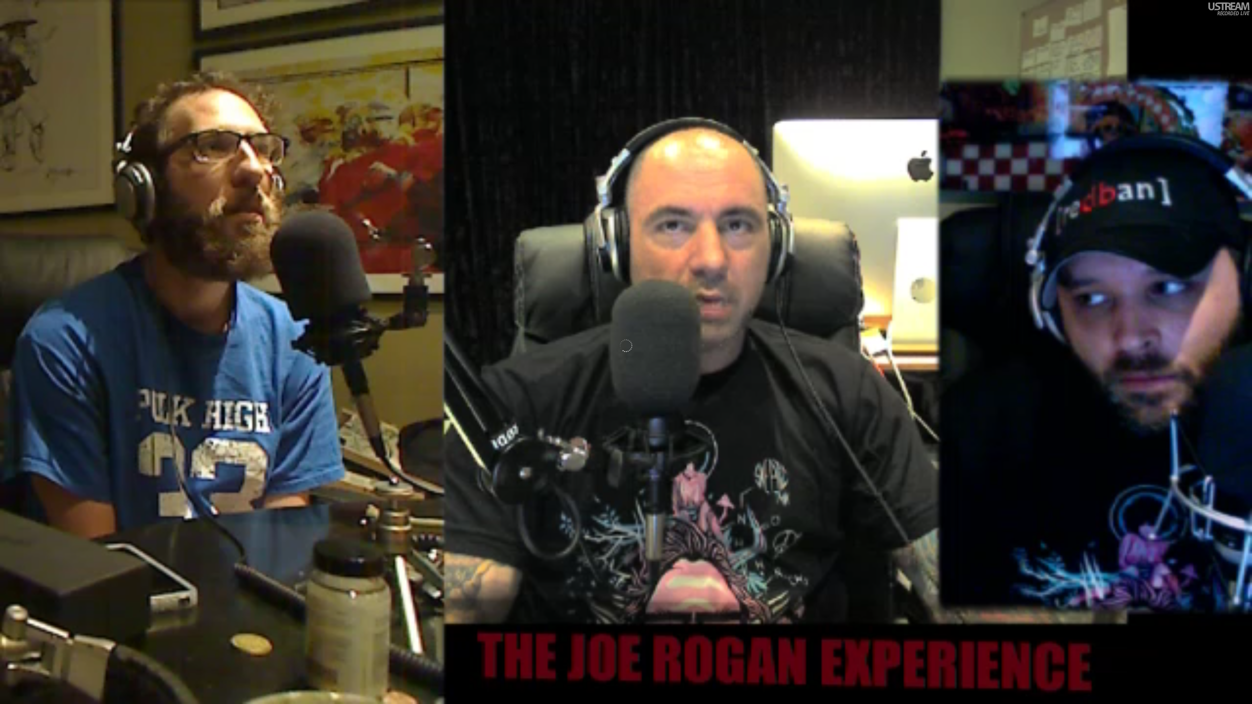 The Joe Rogan Experience #211 - Ari Shaffir, Brian Redban