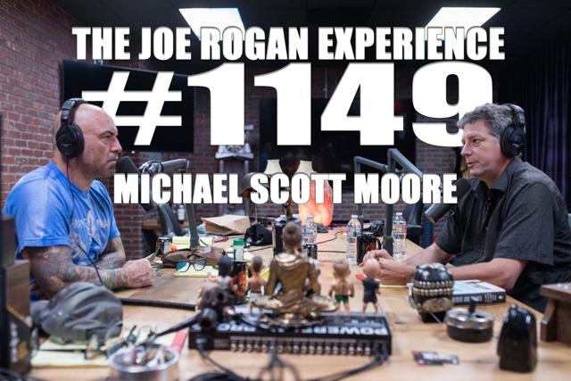The Joe Rogan Experience #1149 - Michael Scott Moore