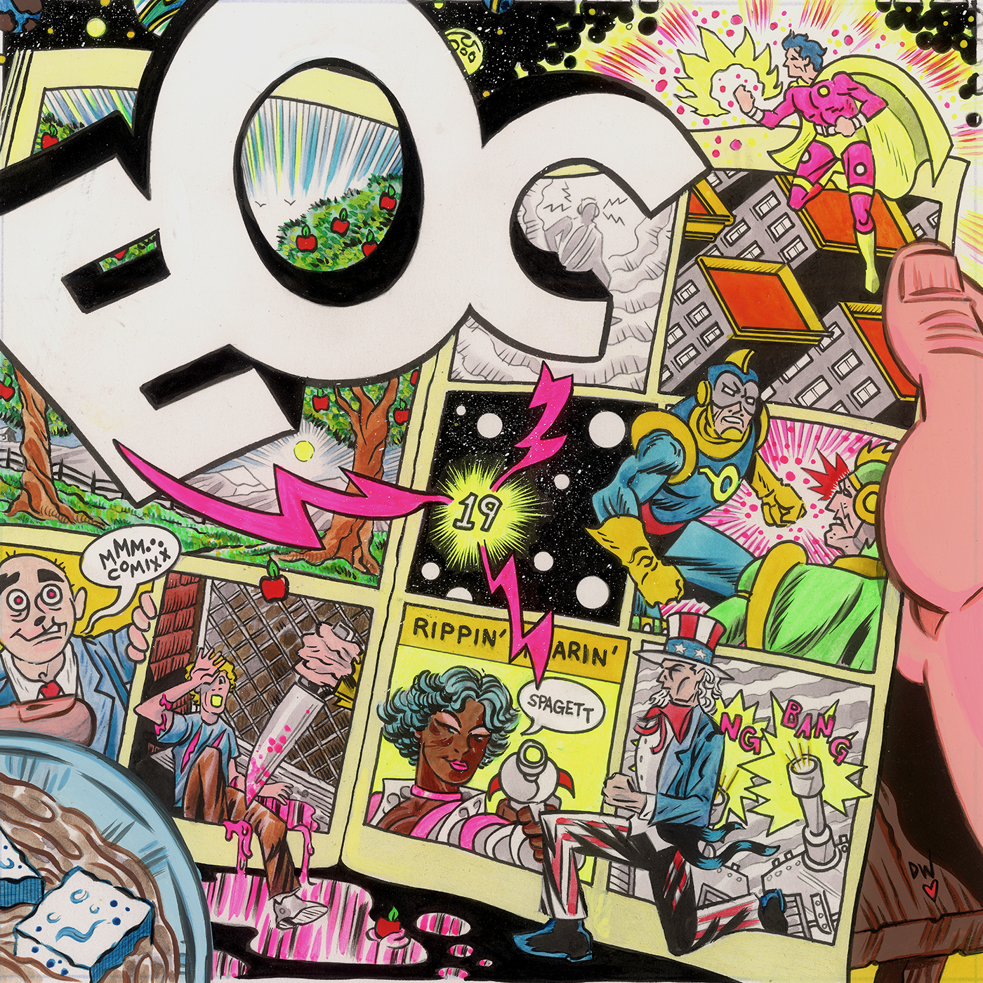 11 O Clock Comics Podcast by 11 O Clock Comics on Apple Podcasts 7e036e94b94