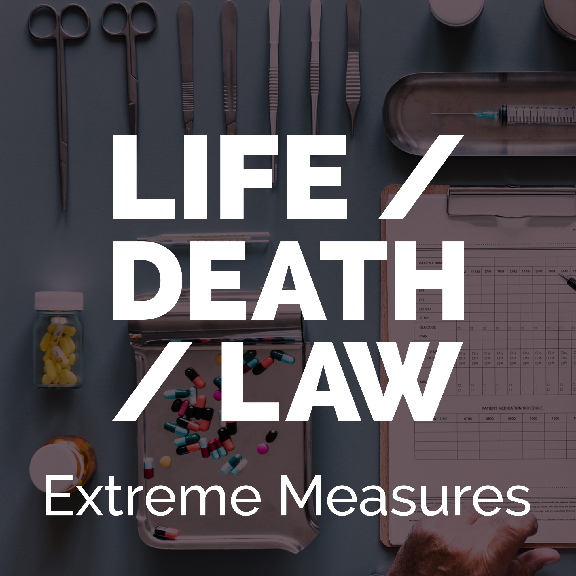 Extreme Measures:  Dr. Jessica Zitter