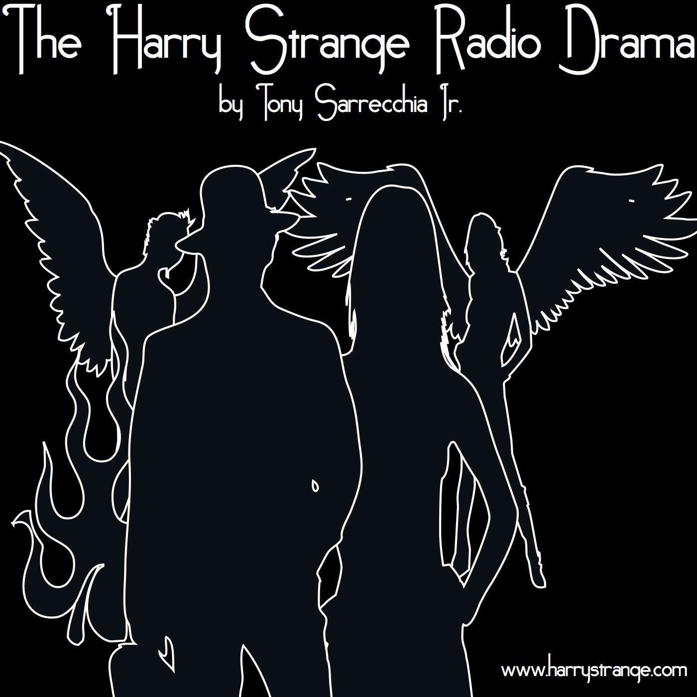 Harry Strange TOS Podcast