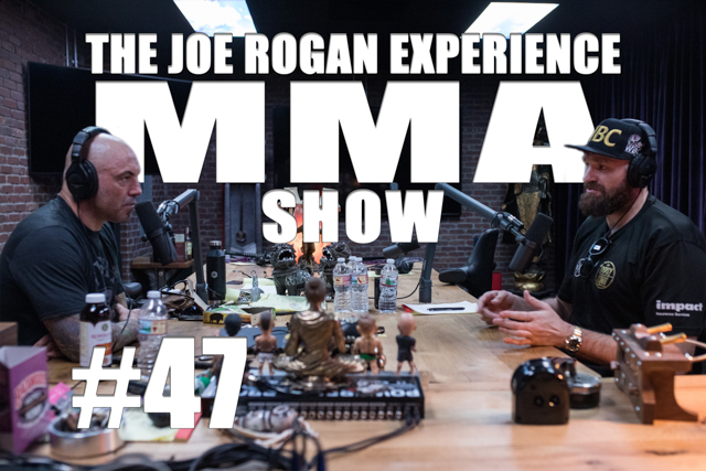 The Joe Rogan Experience JRE MMA Show #47 with Tyson Fury