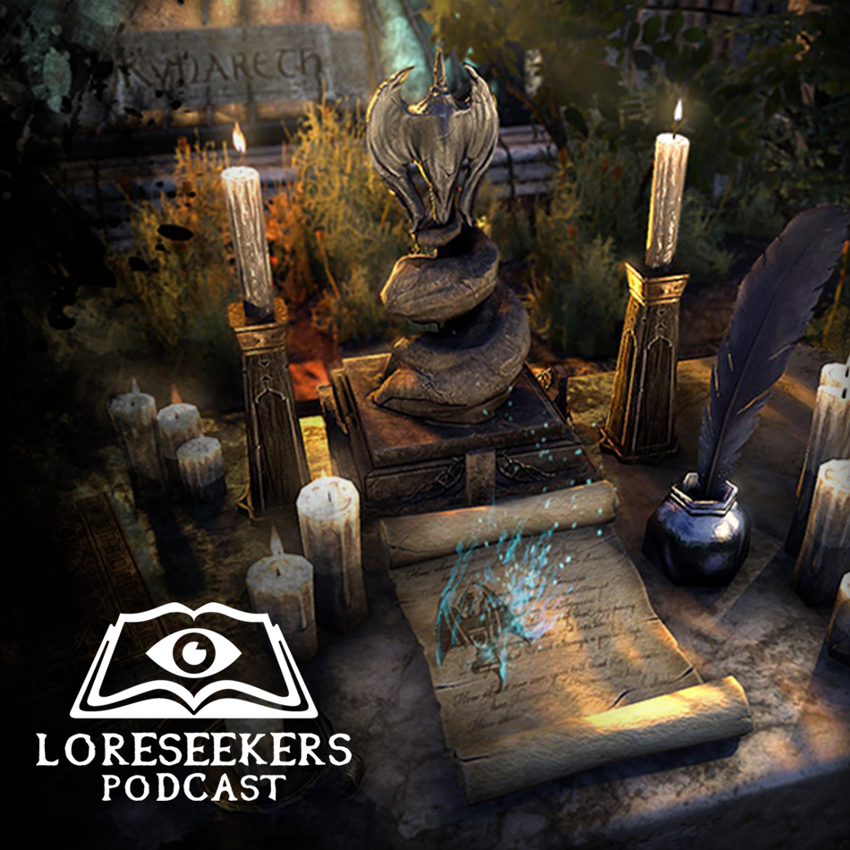 Loreseekers: Elder Scrolls Online Podcast | Podbay