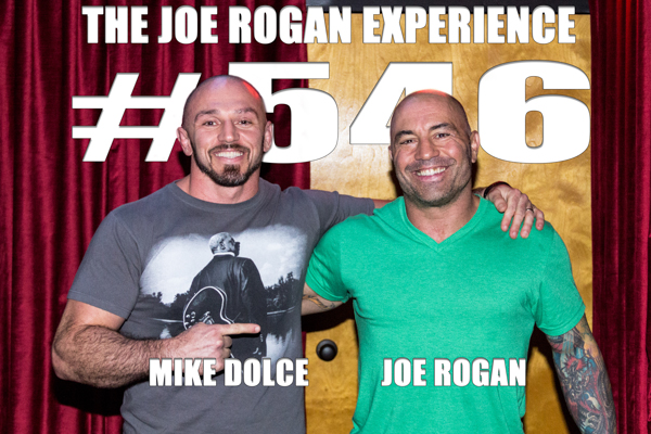 The Joe Rogan Experience #546 - Mike Dolce