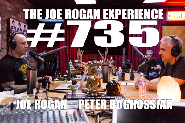 The Joe Rogan Experience #735 - Peter Boghossian