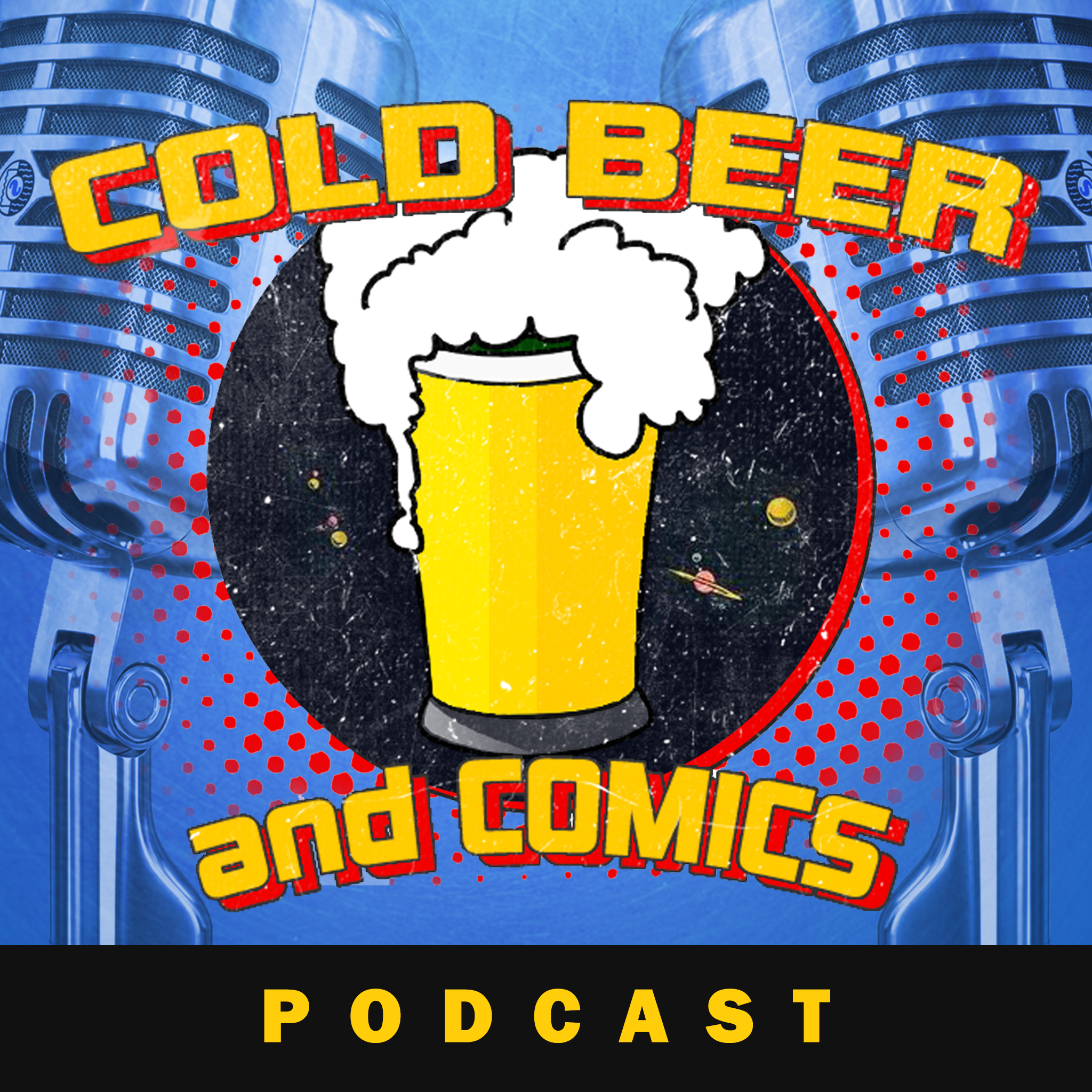 Cold Beer and Comics