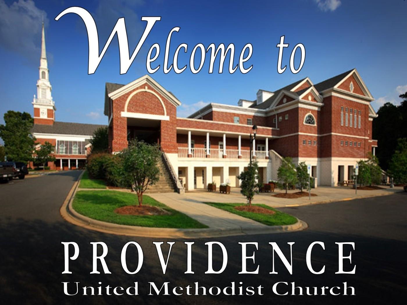Providence UMC Sermons
