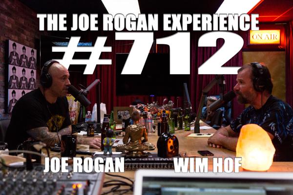 The Joe Rogan Experience #712 - Wim Hof