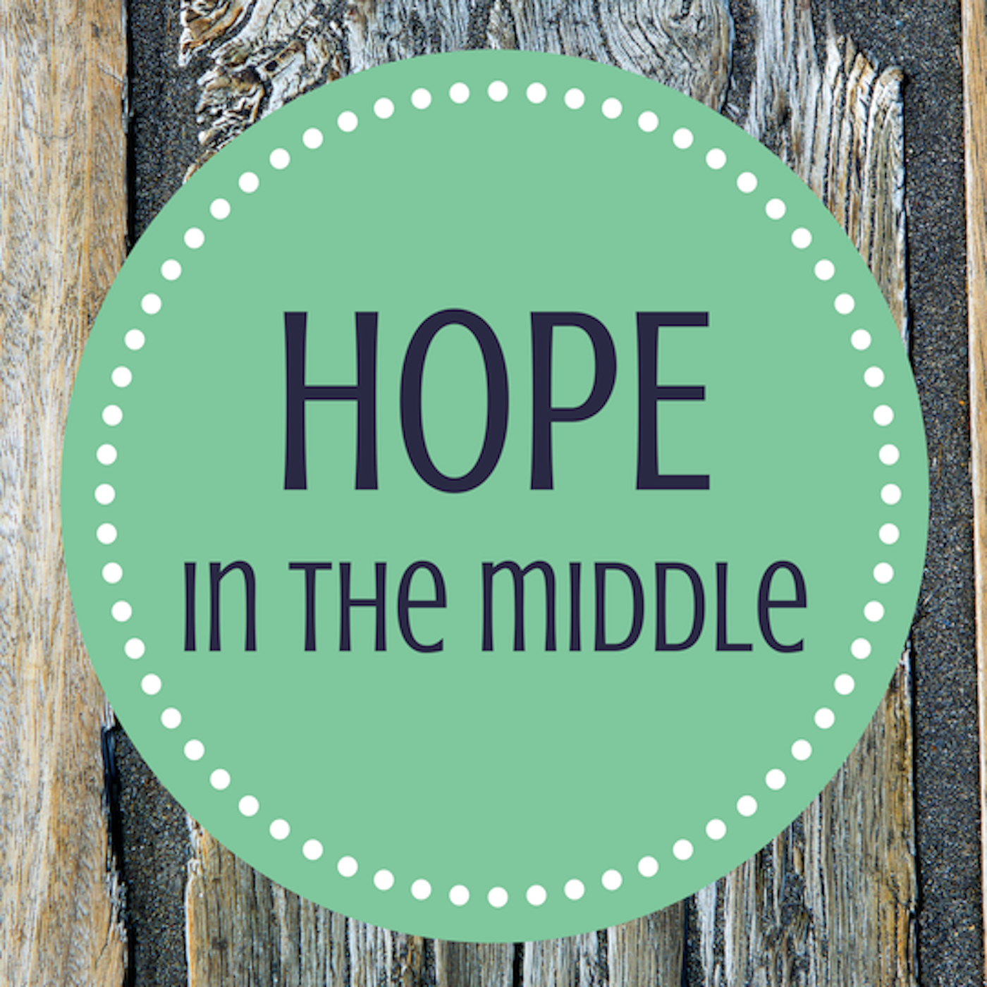 Hope In The Middle Podcast
