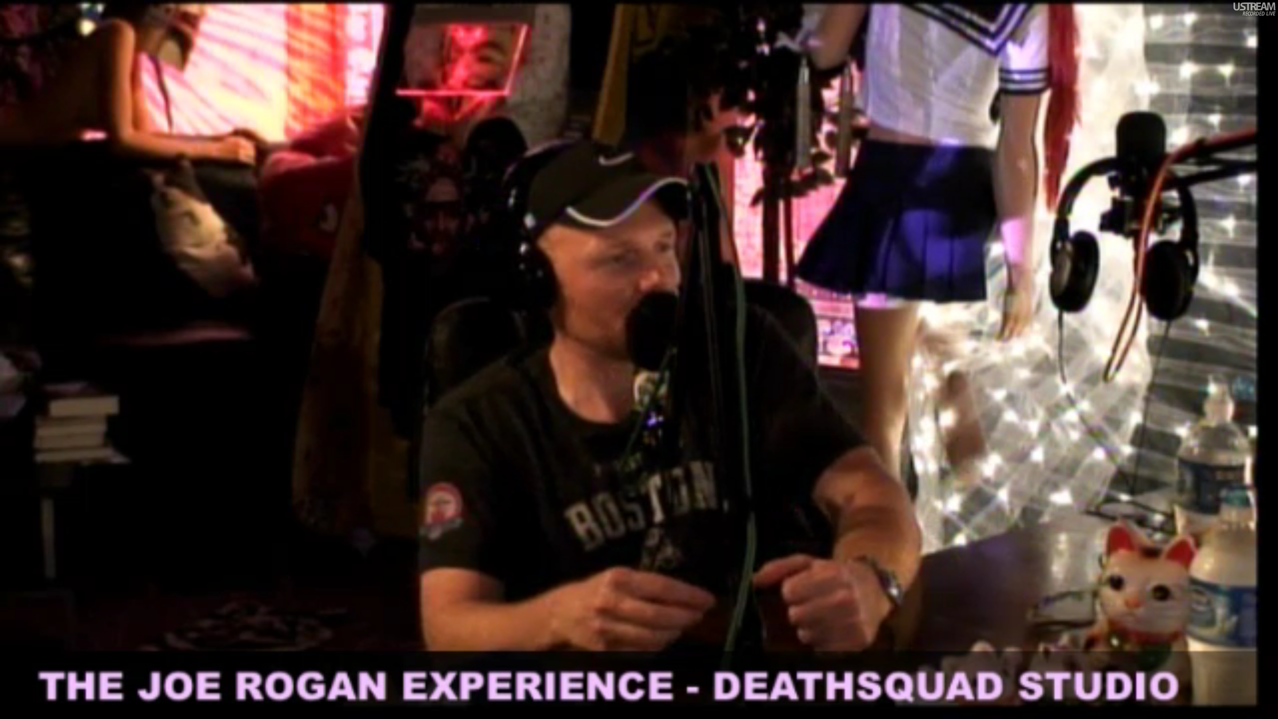 The Joe Rogan Experience #228 - Bill Burr, Brian Redban